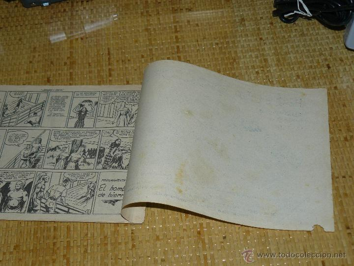 Tebeos: TEBEOS-COMICS CANDY - JUAN CENTELLA - Nº 8 - HISPANOAMERICANA - 1953 - DIFICIL - DICK FULMINE *AA99 - Foto 2 - 43271083