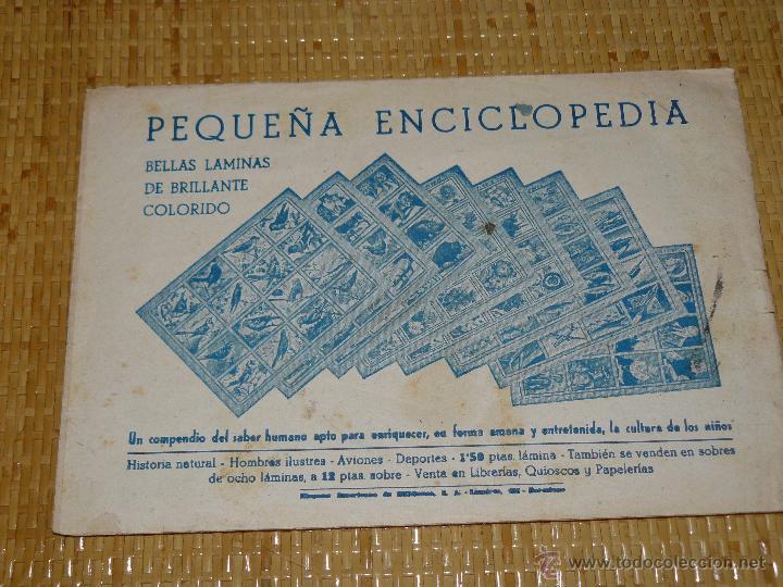 Tebeos: TEBEOS-COMICS CANDY - JUAN CENTELLA - Nº 8 - HISPANOAMERICANA - 1953 - DIFICIL - DICK FULMINE *AA99 - Foto 3 - 43271083