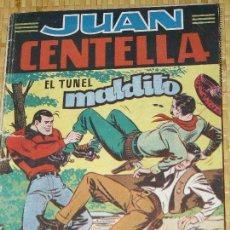 Tebeos: TEBEOS-COMICS CANDY - JUAN CENTELLA - Nº 2 - HISPANOAMERICANA - 1951 - DIFICIL - DICK FULMINE *BB99. Lote 43271125