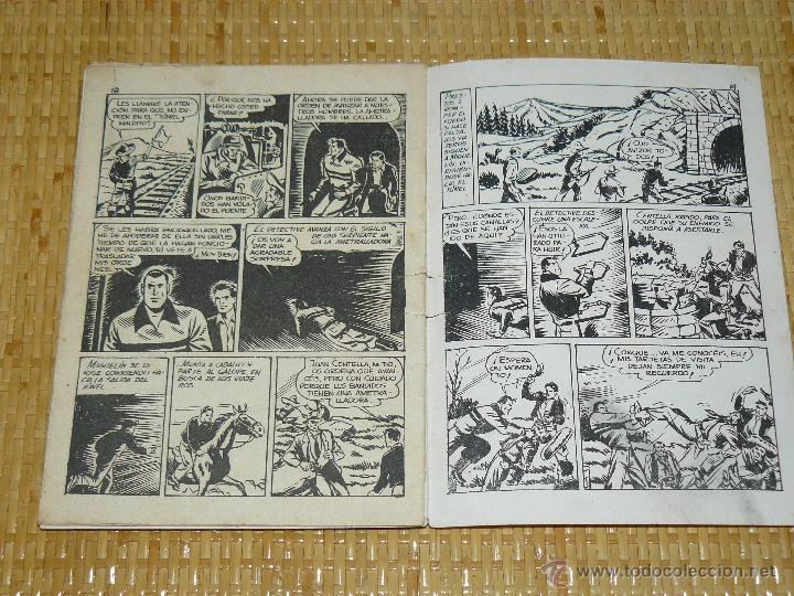 Tebeos: TEBEOS-COMICS CANDY - JUAN CENTELLA - Nº 2 - HISPANOAMERICANA - 1951 - DIFICIL - DICK FULMINE *BB99 - Foto 3 - 43271125