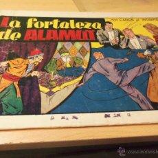 Tebeos: CARLOS EL INTREPIDO--Nº 10 DE LOS GRANDES-H.A.-. Lote 43469274