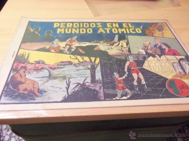 CARLOS EL INTREPIDO--Nº 8 DE LOS GRANDES-H.A.- (Tebeos y Comics - Hispano Americana - Carlos el Intrépido)