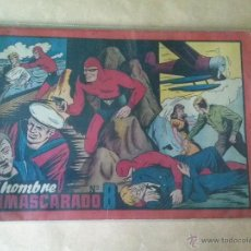 Tebeos: ALBUM Nº 8 .-EL HOMBRE ENMASCARADO -HISPANO AMERICANA. Lote 43511593