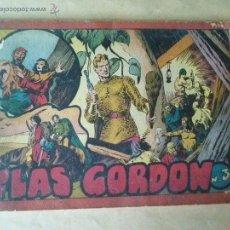 Tebeos: ALBUM FLAS GORDON Nº 3- ALBUM ROJO HISPANO AMERICANA. Lote 43516919