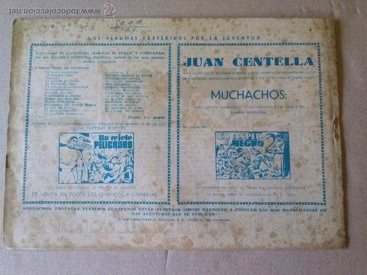 Tebeos: jorge y fernando nº 87 - hispano americana - t - Foto 2 - 43931121