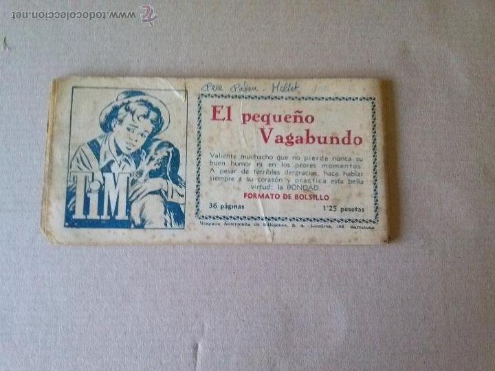 Tebeos: jorge y fernando nº 63 - hispano americana - Foto 2 - 43931224