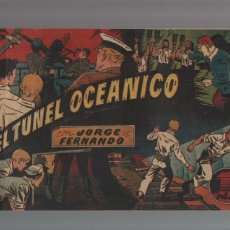 Tebeos: JORGE Y FERNANDO - LA MARINA - ORIGINALES - NUMEROS 66-70-85-86-87 Y 88. Lote 44143458