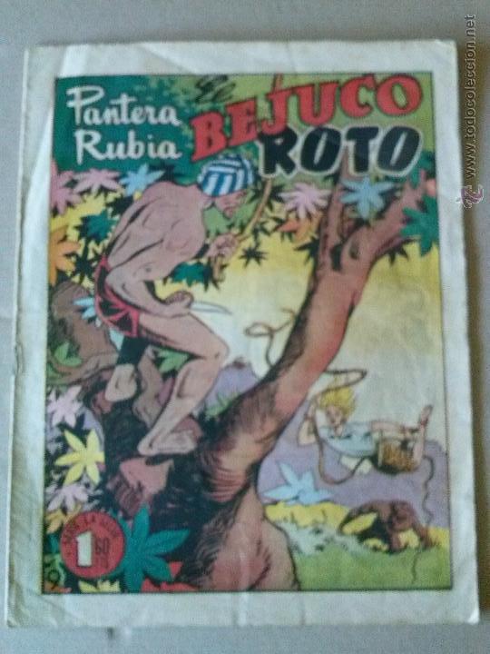 LA PANTERA RUBIA Nº 9 - HISPANO AMERICANA (Tebeos y Comics - Hispano Americana - Otros)