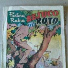 Tebeos: LA PANTERA RUBIA Nº 9 - HISPANO AMERICANA. Lote 44247667