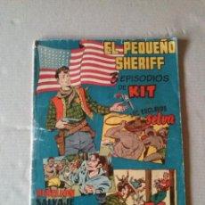 Tebeos: EL PEQUEÑO SHERIFF Nº 3 - HISPANO AMERICANA. Lote 44312776
