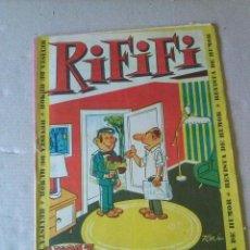 Tebeos: RIFIFI Nº 1 Y 15 - PRIMERO Y ULTIMO - HISPANO AMERICANA. Lote 44858052