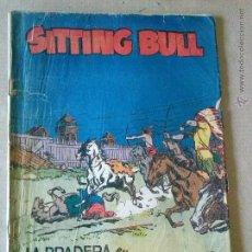 Tebeos: SITTING BULL Nº 6 - HISPANO AMERICANA. Lote 45210215