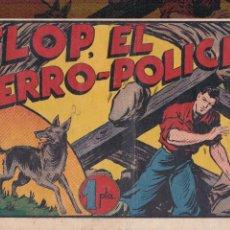 Tebeos: JUAN CENTELLA -FLOP EL PERRO POLICIA -. Lote 45392468