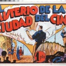 Tebeos: TEBEO. JUAN CENTELLA. EL MISTERIO DE LA CIUDAD DEL CINE. Nº 2. Lote 45511010
