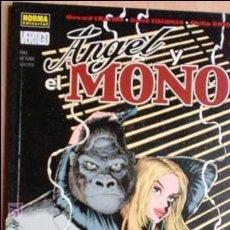 Tebeos: ANGEL Y EL MONO-100PAG,APROX.-2004-VERTIGO-. Lote 21103111