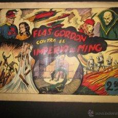 Tebeos: FLASH GORDON - ORIGINAL - CONTRA EL IMPERIO DE MING - 2,50 PESETAS - (COM -200). Lote 45967303