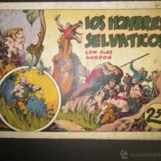 Tebeos: FLASH GORDON - ORIGINAL - LOS HOMBRES SELVATICOS - 2,50 PESETAS - (COM -201). Lote 45967330