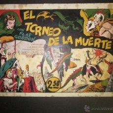 Tebeos: FLASH GORDON - ORIGINAL - EL TORNEO DE LA MUERTE - 2,50 PESETAS - (COM -202). Lote 45967358
