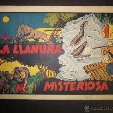 Tebeos: HISPANO AMERICANA - LA LLANURA MISTERIOSA - 1 PESETA - (COM-229). Lote 45981994