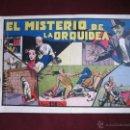 Tebeos: MERLIN EL REY DE LA MAGIA Nº 9. EL MISTERIO DE LA ORQUÍDEA. HISPANO AMERICANA. ORIGINAL 1942. . Lote 46007893