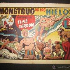 Tebeos: FLASH GORDON - EL MONSTRUO DE LOS HIELOS - 1,50 PESETAS - (COM - 253 ). Lote 46024467