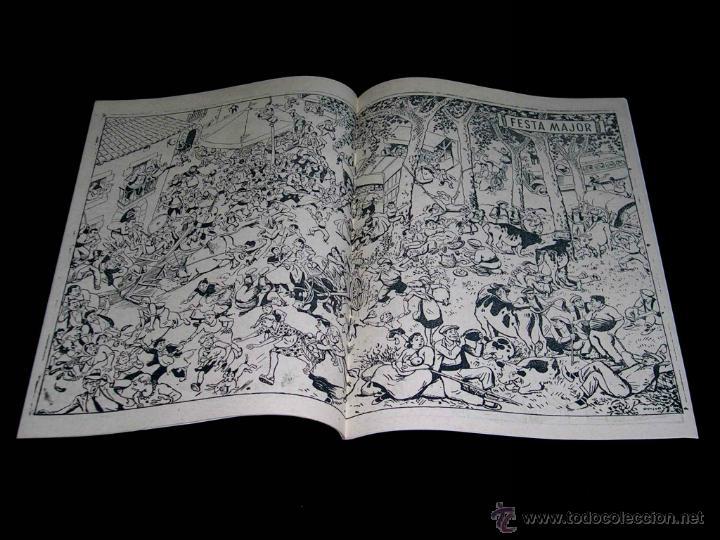 Tebeos: Els Infants nº 5 i els jocs, Ed. Hispano Americana en catalán. Original 1957. Excelente - Foto 2 - 46110279