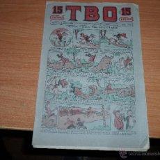 Tebeos: TBO Nº 1029 ORIGINAL EDITORIAL BUIGAS 1936. Lote 46115556