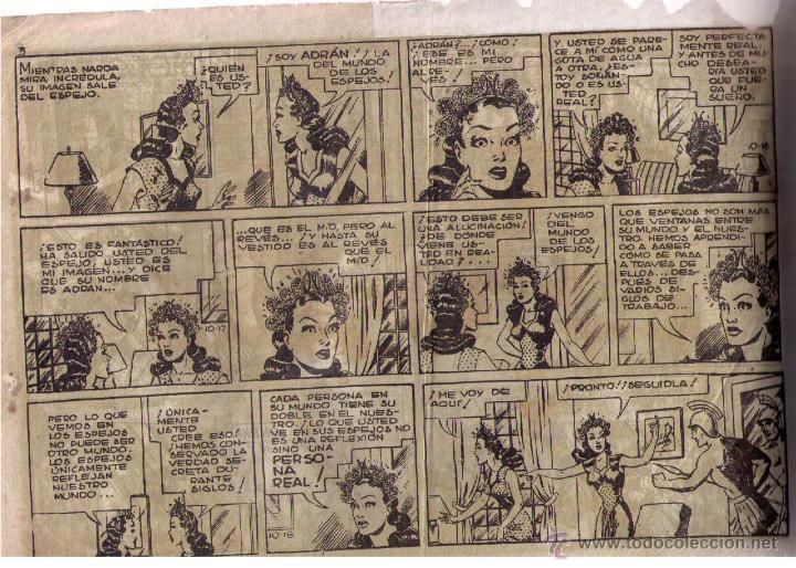 Tebeos: Merlín nº 31. El espejo roto. Hispano Americana 1942. - Foto 4 - 46344917