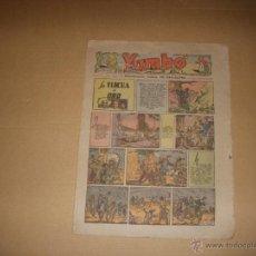 Tebeos: YUMBO Nº 156, 20 CTS, EDITORIAL HISPANO AMERICANA. Lote 46370282