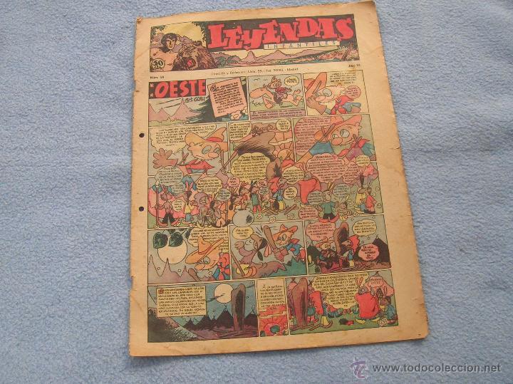 LEYENDAS INFANTILES HISPANO AMERICANA 88 ESTINTIN (Tebeos y Comics - Hispano Americana - Leyendas Infantiles)