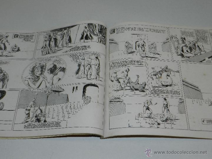 Tebeos: (M-1) FLASH GORDON , COMPLETA !!!!! 3 VOLUMENES , EDT HISPANO AMERICANA 1944 , ALBUM ROJO - Foto 4 - 46544102