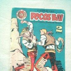 PECOS BILL Nº 15 PECOS BILL CONTRA PECOS BILL / HISPANO AMERICANA 1951
