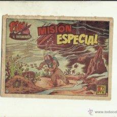 Tebeos: PIN EL TROTAMUNDOS Nº 25 MISION ESPECIAL. Lote 46904462