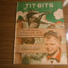 Tebeos: TIT BITS N° 2039 - AÑO 1948 - HISTORIETA ORIGINAL ARGENTINA ANTIGUA. Lote 46934200