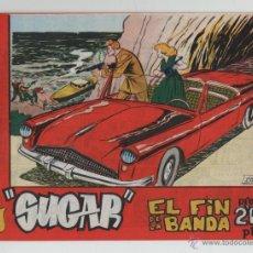 Livros de Banda Desenhada: SUGAR AGENTE SECRETO Nº10.. Lote 47299777