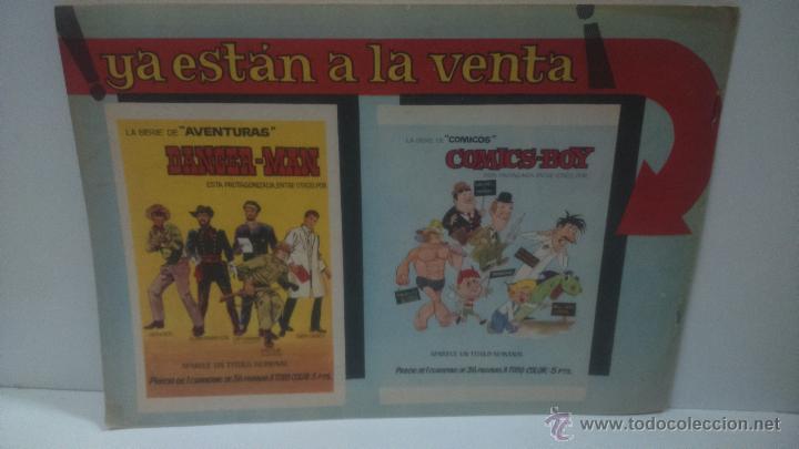 Tebeos: COMIC DEL HOMBRE ENMASCARADO Nº12. COLECCION HEROES MODERNOS. EN LA BOCA DEL LOBO - Foto 5 - 47794070