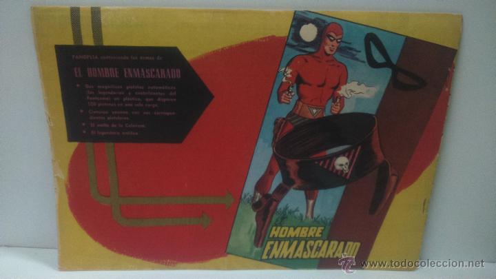 Tebeos: COMIC DEL HOMBRE ENMASCARADO Nº29. COLECCION HEROES MODERNOS. EL HOMBRE ENMASCARADO DESTRONADO - Foto 5 - 47809823