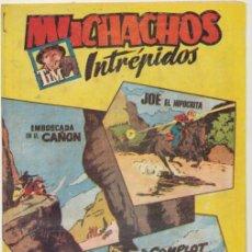 Tebeos: MUCHACHOS INTRÉPIDOS Nº 14. HISPANO AMERICANA 1957.. Lote 47839606