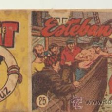 Tebeos: NAT EL GRUMETE Nº 25. HISPANO AMERICANA 1955.. Lote 47849836