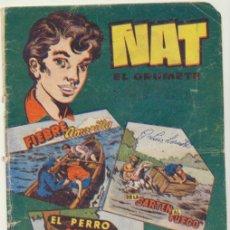 Tebeos: NAT EL GRUMETE Nº 34. HISPANO AMERICANA 1955. . Lote 47903019