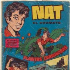 Tebeos: NAT EL GRUMETE Nº 12. HISPANO AMERICANA 1955.. Lote 47903178
