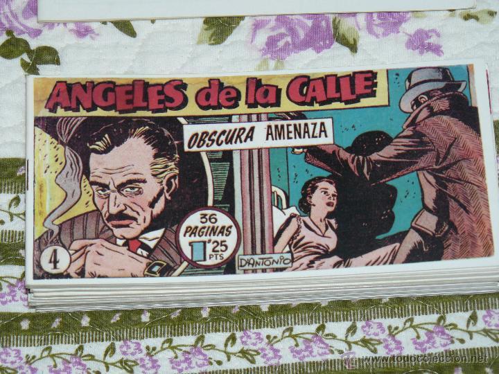TEBEOS-COMICS CANDY - ANGELES DE LA CALLE - Nº 4 - HISPANOAMERICANA 1951 *BB99 (Tebeos y Comics - Hispano Americana - Otros)