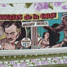Tebeos: TEBEOS-COMICS CANDY - ANGELES DE LA CALLE - Nº 4 - HISPANOAMERICANA 1951 *BB99. Lote 48138111