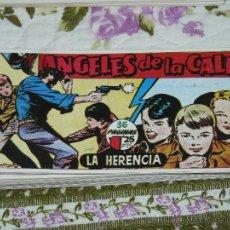 Tebeos: TEBEOS-COMICS CANDY - ANGELES DE LA CALLE - Nº 10 - HISPANOAMERICANA 1951 *BB99. Lote 48138132