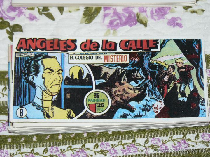 TEBEOS-COMICS CANDY - ANGELES DE LA CALLE - Nº 8 - HISPANOAMERICANA 1951 *BB99 (Tebeos y Comics - Hispano Americana - Otros)