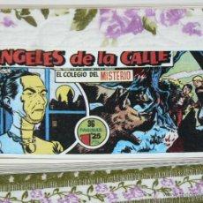 Tebeos: TEBEOS-COMICS CANDY - ANGELES DE LA CALLE - Nº 8 - HISPANOAMERICANA 1951 *BB99. Lote 48138149