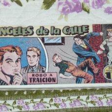 Tebeos: TEBEOS-COMICS CANDY - ANGELES DE LA CALLE - Nº 20 - HISPANOAMERICANA 1951 *BB99. Lote 48138352