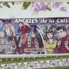 Tebeos: TEBEOS-COMICS CANDY - ANGELES DE LA CALLE - Nº 21 - HISPANOAMERICANA 1951 *BB99. Lote 48138364