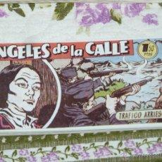 Tebeos: TEBEOS-COMICS CANDY - ANGELES DE LA CALLE - Nº 22 - HISPANOAMERICANA 1951 *BB99. Lote 48138388