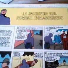Tebeos: EL HOMBRE ENMASCARADO TOMO 4 Y 5 DE BURULAN COMICS. Lote 48215541